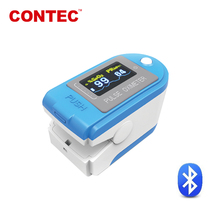 CONTEC CMS50D-BT blue tooth spo2 heart rate đo oxy calorie ghi pedometer