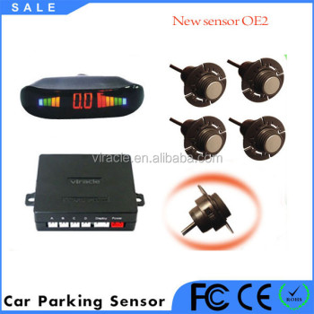 Parktronic Reverse Sensor Kit Car Parking Sensor With Original Sensor