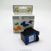 100% cheap ink cartridge 22 compatible for hp printer
