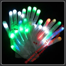 Newest Novelty Products led party gloves