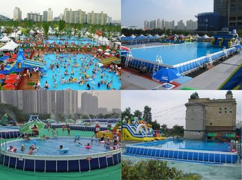 waterpark build solution package