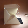 Mini Foldable Pop-Up Light Box for Product Photography Mini Studio LED light box