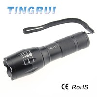 Heavy Duty Rechargeable Police led lights flashlights