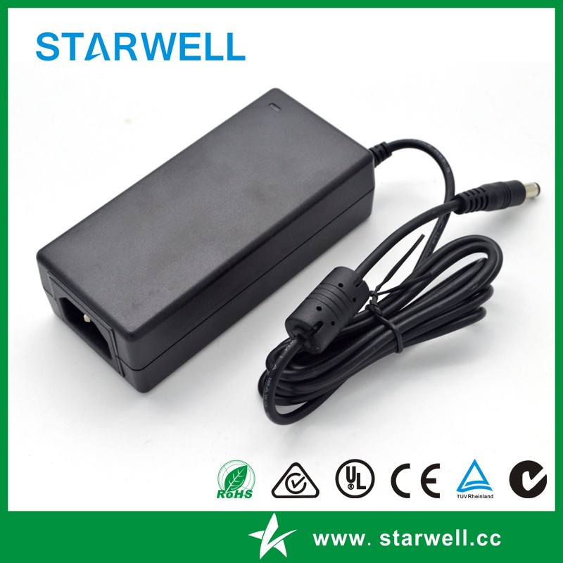 24V switching power adapter for led light constant voltage output 36W 60W 72W power adaptor