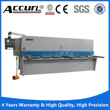 2015 New Design cutting machine factory ,qc12k 4*3200mm steel plate cut,plate and sheet metal shear