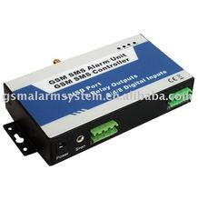 GSM SMS alarm,S130,CE,GSM Contoler,GSM Commandor Relay ON OFF by Mobile phone and NC NO detectors