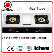 table top gas stove and automatic gas cooker