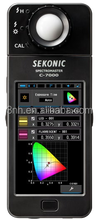 Sekonic C-7000 380nm to 780nm led cct cri lux meter 200,000lx