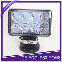 High power commercial electric LED auto work lamp