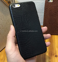 Luxury Genuine Leather Case For Apple iPhone 6 6S Plus Ultra Thin Mobile Phone Back Cover For iPhone6 4.7 5.5 Inch