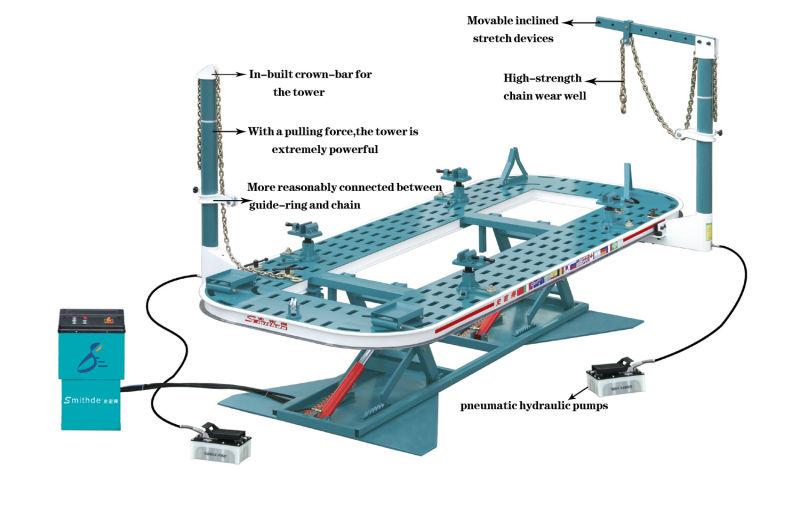 M3 dent repair equipo/auto bastidor de la máquina/coche enderezar ...