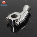 HR-033 CNC Motorcycle Parts PoliSh Heavy Billet Aluminum Cheap Wholesale Motorcycle Handlebar Risers