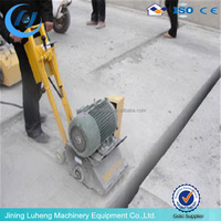 Mini type cement pavement milling machine for sale