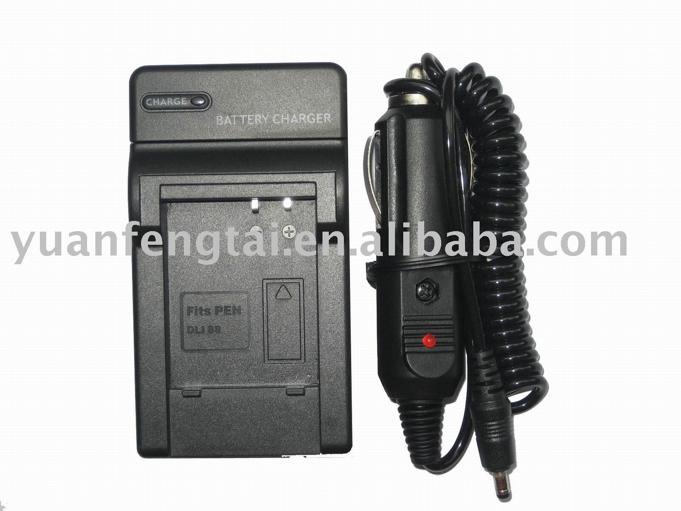 D-Li88 Camera Charger Digital Camera Battery Charger for Pentax D-Li88