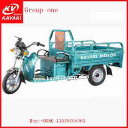 China Supplier 3 Wheel Electric Delivery Tricycle Vehicles