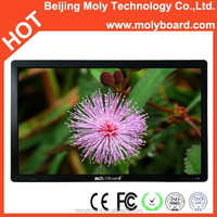 interactive screen LED touch monitor smart board Android TV for school