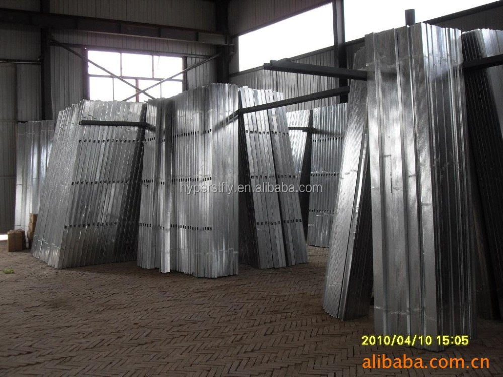 High Quality Partition Wall Channel Galvanized Steel Stud