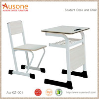 MFC Metal Frame Student Desk and Chair