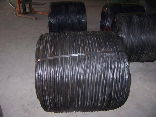 Building Material Iron Rod/ Twisted Soft Annealed Black Iron Wire ...