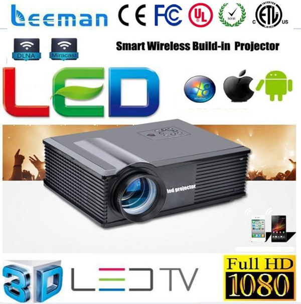 china-Leeman Shenzhen Leeman 3D LED projector