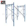 2015 Hot Sale In Africa Step Frame Scaffolding For Both Inside and Outside Building