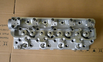 MITSUBISHI 4D56 engine cylinder head
