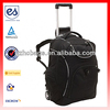 New design and fashionable roller laptop bag/rolling backpack