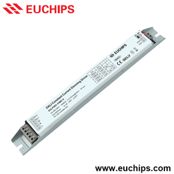 Shanghai led supplier 50W 1 channel 900/1000/1100/1200mA constant current led driver dimmable dali