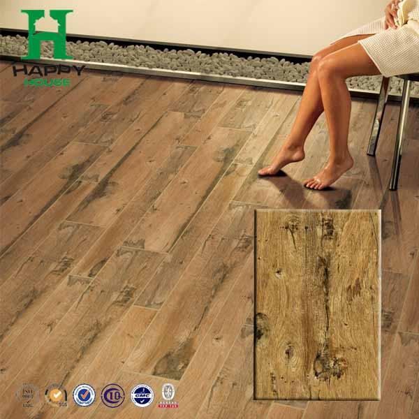 Glazed Polished Wooden Tile 3d Flooring Wood Flooring