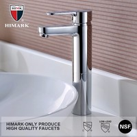 High quality basin faucet supply to real estate and construction