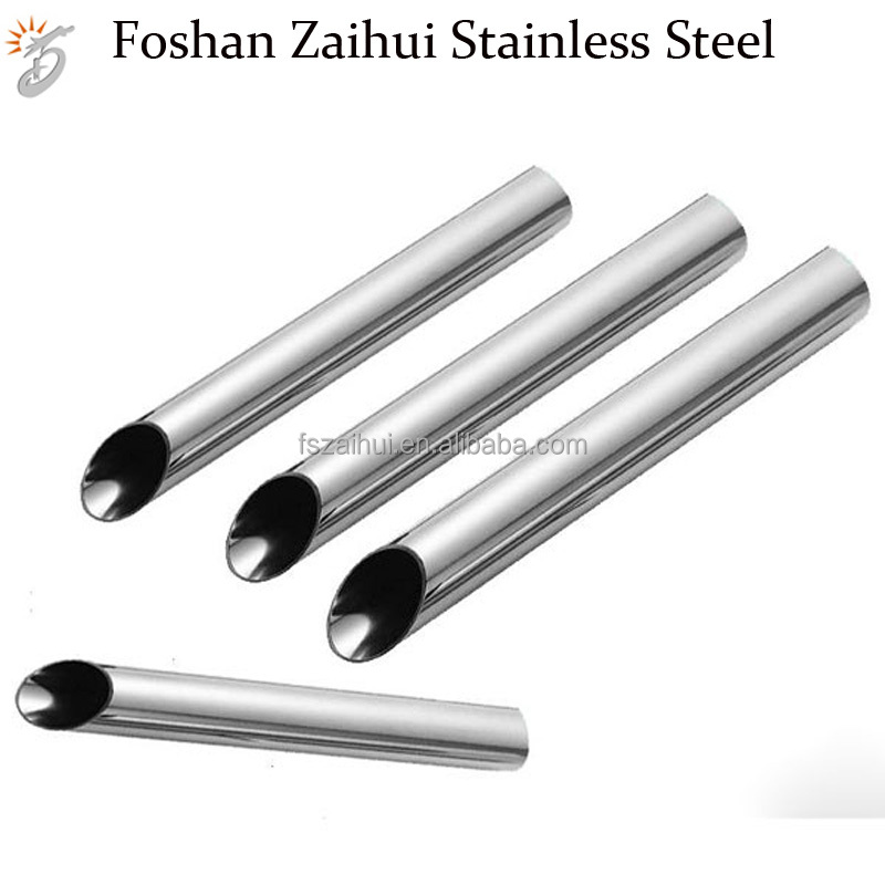 50mm Diameter Stainless Steel Pipe 304 For Construction Decoration