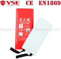 Shanghai YSE High Quality with Competitive Price Fire Blanket