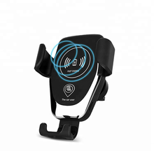EW 3 in 1 Car Holder Wireless Car Charger Built-in GPS Tracker