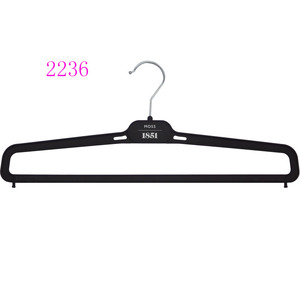 clear plastic pant hanger for pants