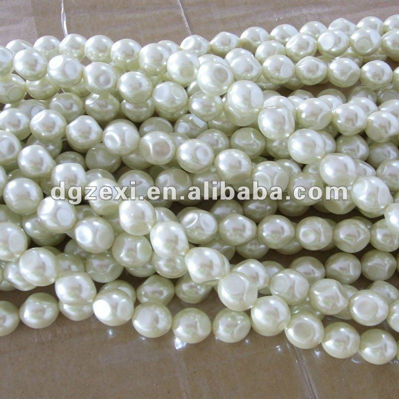 large irregular shape pearl