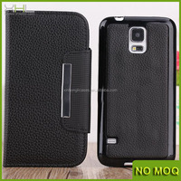 Hot selling wallet handbag case for samsung galaxy S5,mobile phone cover for samsung