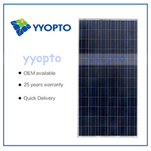 Best price per watt solar panel 270Watt