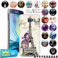 Instock Various Art Printed Gel Soft TPU Case For Samsung Galaxy A310 Cell Phone Cover Back Silicon Case For Samsung A3 2016