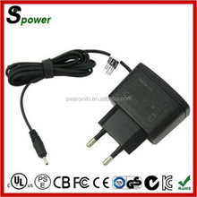 High Quality 5V 1A AC DC Power Supply 5W for mobile phone