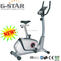 GS-8727 Indoor Exercise Upright Bike for home use