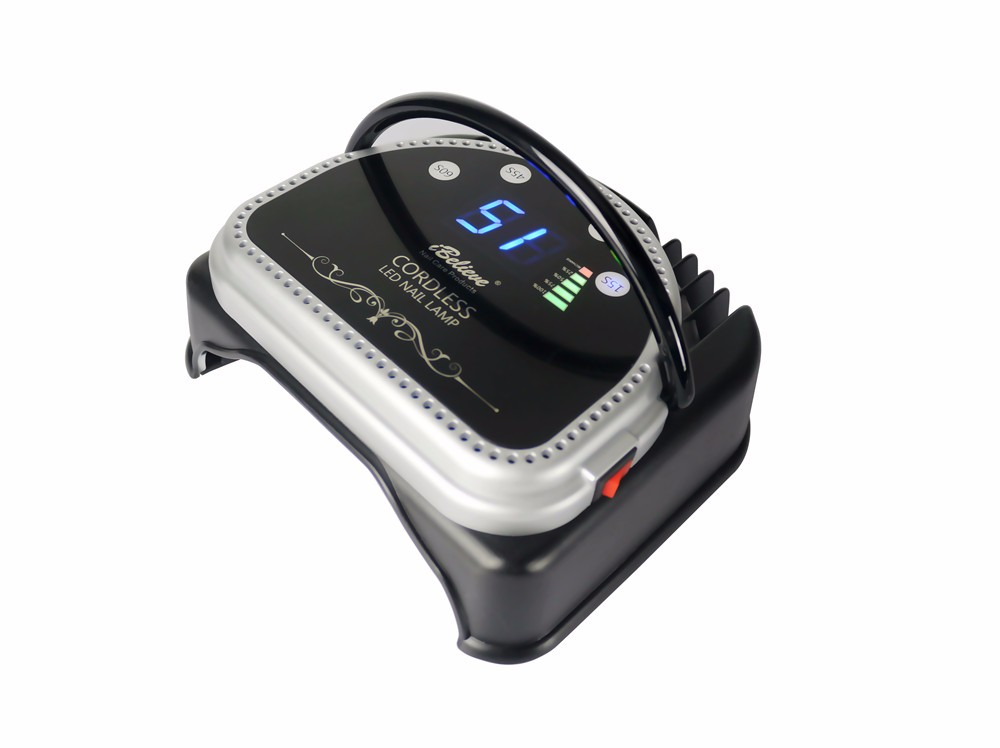 Portable Battery Operated 64w Ibelieve Cordless Rechargeable Nail ...