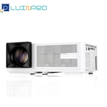 CM1 Multimedia Home Theater LED Projector HDMI USB TF FULL HD 1080P Support