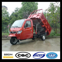 Sibuda Heavy Load 3 Wheel Transport Vehicle