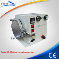 Scotle Mini bubble remove machine the screen protector for removing air bubbles