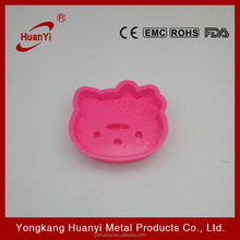 2016 hot Hello kitty cookies cutter(big)