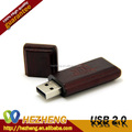 Logo Custom Wood Rectangular 4GB USB With H2 Test
