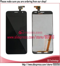 Black color for Alcatel One Touch Idol Mini 6012 6012A 6012D 6012W LCD Screen Display with Touch Screen Digitizer Assembly