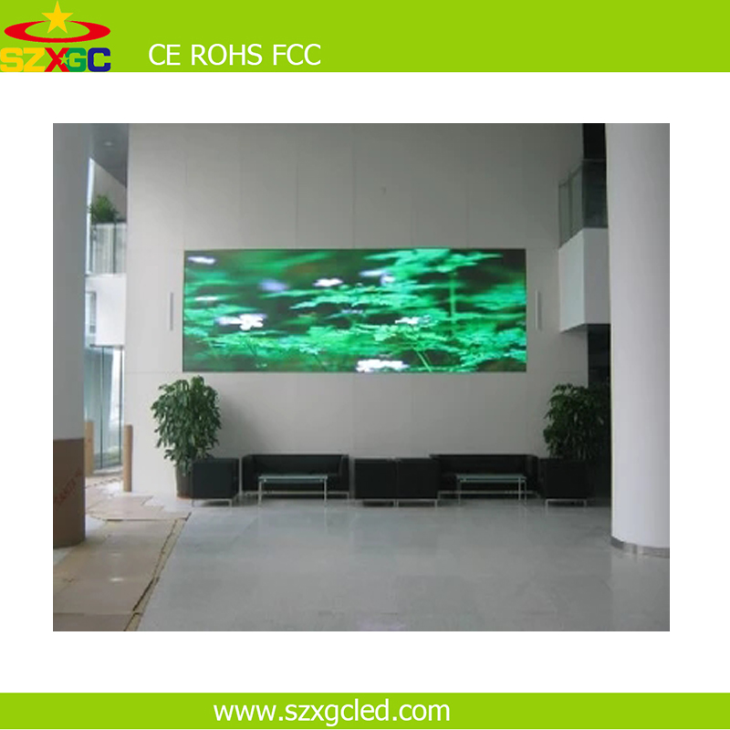 High Refresh Slim Led Rental Display Indoor for Conference / Exposition P2.5
