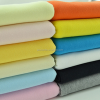 65% polyester 35% cotton knitted T/C interlock fabric for sale