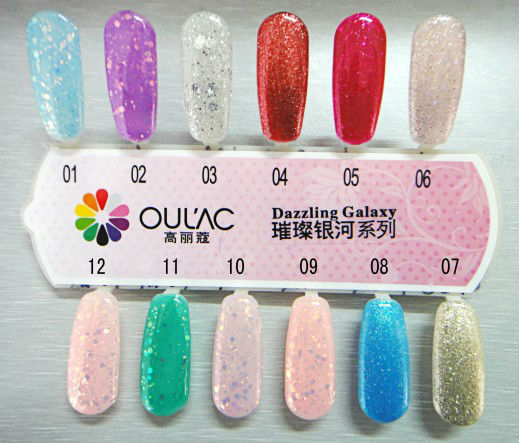 oulac best quality and super shinning essie nail polish wholesale